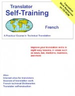 Translator Self-Training Program, French/English