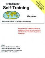 Translator Self-Training Program, German/English