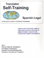 Translator Self-Training Program, Spanish Legal