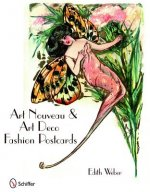 Art Nouveau and Art Deco Fashion Postcards
