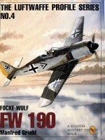Focke-wulf Fw 190: Luftwaffw Profile Series 4