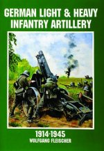 German Light and Heavy Infantry Artillery, 1914-1945