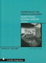Herman Miller 1940 Catalog and Supplement