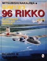 Mitsubishi/Nakajima G3m1/2/3 96 Rikko L3y1/2 in Japanese Naval Air Service