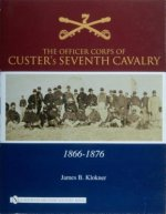 Officer Corps of Custer's Seventh Cavalry