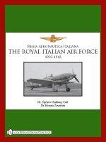 Royal Italian Air Force 1923-1945