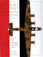Usaaf Aircraft Markings and Camouflage 1941-1947