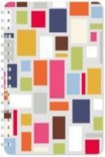 SQUARES A5 NOTEBOOK