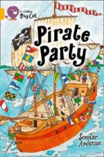 Collins Big Cat - Pirate Party