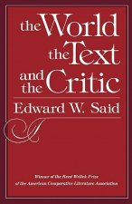 World the Text & the Critic