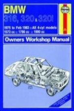 BMW 316, 320 & 320i Owner's Workshop Manual