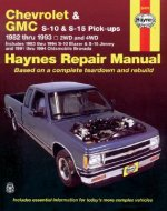 Chevrolet S-10, GMC S-15 and Olds Bravada Automotive Repair Manual