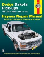 Dodge Dakota Pick-ups (87-96) Automotive Repair Manual