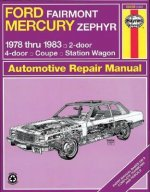 Ford Fairmont and Mercury Zephyr 1978-83 Owner's Workshop Manual