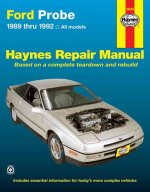 Ford Probe 1989-92 Automotive Repair Manual