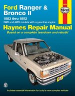 Ford Ranger and Bronco II (1983 to 1992) Automotive Repair Manual