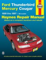 Ford Thunderbird and Mercury Cougar (1989-97) Automotive Repair Manual