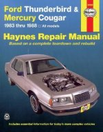 Ford Thunderbird and Mercury Cougar 1983-88 Owner's Workshop Manual