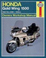 Honda Gold Wing 1500 (USA) (88 - 00)