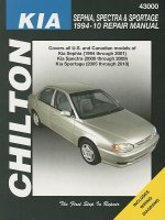 Kia Spectra/Sephia/Sportage Automotive Repair Manual