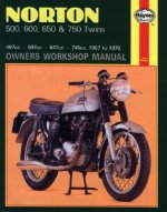 Norton Twins Owner's Workshop Manual