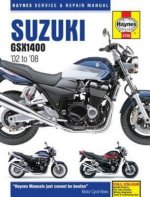 Suzuki GSX1400 Service and Repair Manual