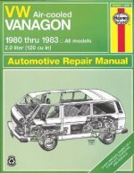 Volkswagen Air-cooled Vanagon 1980-83 Owner's Workshop Manual