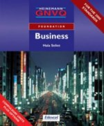 Foundation GNVQ Business Student Book with Options
