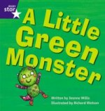 Star Phonics: A Little Green Monster (Phase 4)