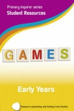 Primary Inquirer Series: Games Early Years Student CD