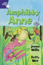 Rigby Star Shared Year 2 Fiction: Amphibby Anne Shared Reading Pack Framework Edition