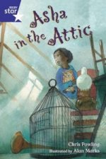 Rigby Star Shared Year 2 Fiction: Asha in the Attic Shared Reading Pack Framework Edition