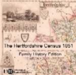 Hertfordshire Census 1851