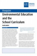 Environmental Education and the School Curriculum