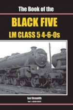 Book of the Black Fives LM Class 5 4-6-0s