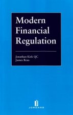 Modern Financial Regulation