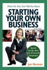 What No One Ever Tells You About Starting Your Own Business