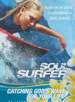 SOUL SURFER CATCHING GODS WAVE FOR YOUR