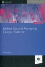 Setting Up and Managing a Legal Practice