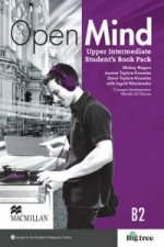 Open Mind British edition Upper Intermediate Level Student's Book Pack