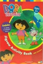 Dora the Explorer Jigsaw Book