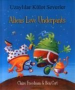 Aliens Love Underpants in Turkish & English