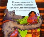 Not Again Red Riding Hood Portuguese