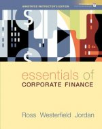 ESSENTIALS OF CORPORATE FINANCE ANNOTATE