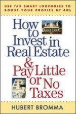 How to Invest in Real Estate and Pay Little or No Taxes