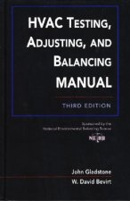 HVAC Testing, Adjusting and Balancing Field Manual