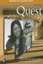 Quest Level 3 Reading and Writing Teacher's Edition