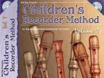 Children's Recorder Method,  Volume 1