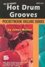 HOT DRUM GROOVES POCKETBOOK DELUXE SERIE