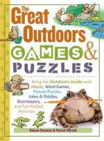 Great Outdoors Games and Puzzles